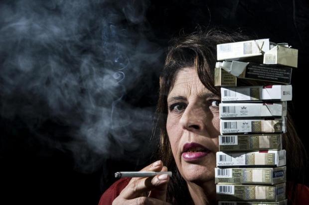 Cigarro: o vilão da saúde e do bolso dos fumantes Mateus Bruxel/Agencia RBS