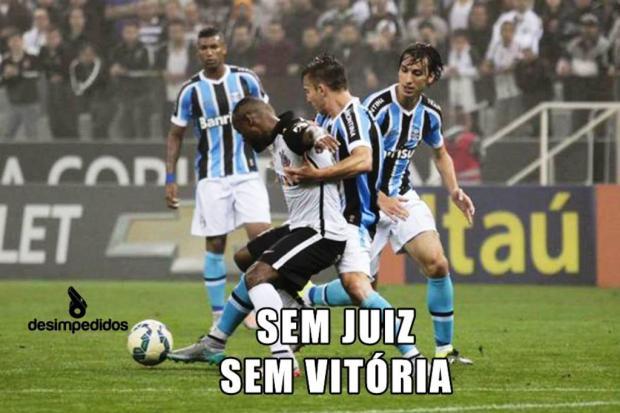 Os Memes Do Empate Entre Grêmio E Corinthians Pelo Brasileirão