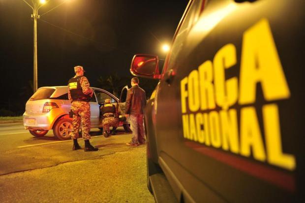 Força Nacional teria ação limitada Leo Munhoz/Agencia RBS