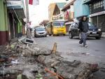 Forte terremoto atinge o Chile