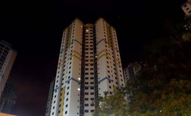 Menino de cinco anos morre ao cair do 26º andar de edifício em São Paulo Twitter/Reprodução