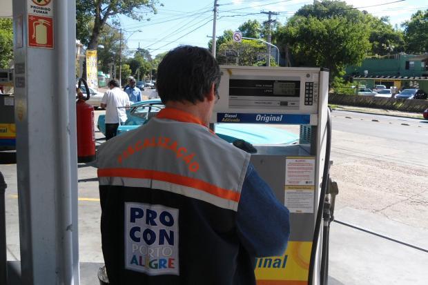 Giane Guerra: Procon notificará postos que anteciparam alta dos combustíveis em Porto Alegre Divulgação/PMPA/