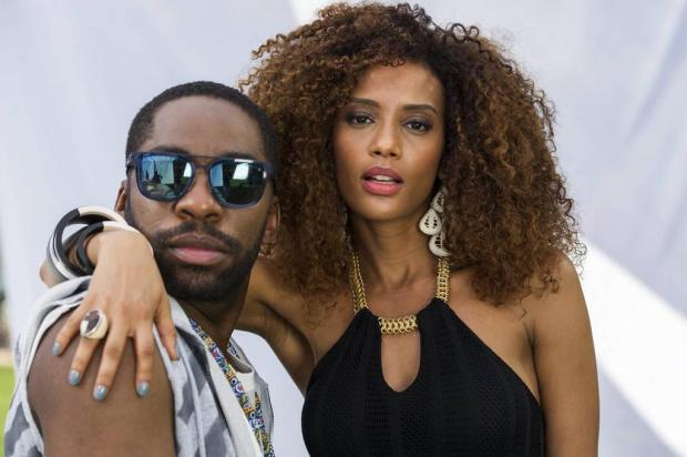 Jornal inglês diz que Lázaro Ramos e Taís Araújo são versão brasileira de Beyoncé e Jay-Z Estevam Avellar/TV Globo