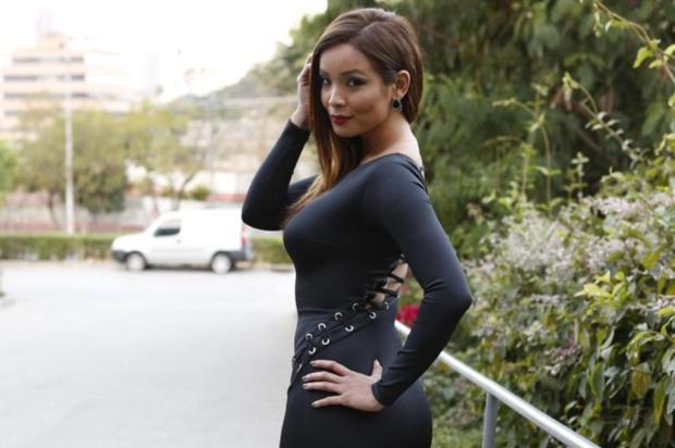 """Carol Nakamura assume namoro com jogador do Vasco: """"Estou feliz pra caramba"""" Ellen Soares/Gshow/Divulgação"""