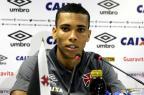 André Baibich: os últimos três meses de Madson empolgam. Mas só os últimos três meses  Paulo Fernandes/Divulgação Vasco