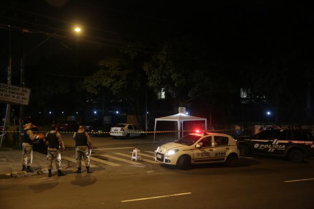 Dois mortos e uma baleada na zona leste de Porto Alegre André Ávila /Agência RBS