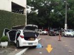 Assaltante é morto em tiroteio em hospital de Porto Alegre