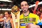 Campeão da Liga Futsal pela ACBF, goleiro Gian vai jogar no Orlândia Porthus Junior/Agencia RBS