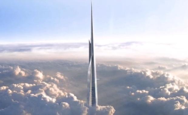200 andares e um quilômetro de altura: conheça o novo prédio mais alto do mundo YouTube/Reprodução