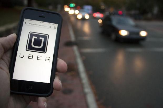 Motoristas do Uber registram ao menos 25 ameaças de taxistas em Porto Alegre neste ano Divulgação/Divulgação