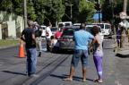 Homem morre atropelado por moto na Avenida Oscar Pereira, em Porto Alegre FéliX ZUCCO/Agencia RBS