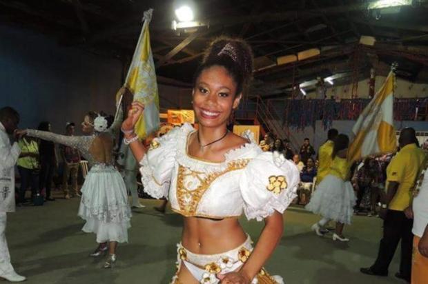 Menina morta por bala perdida desfilaria pela Império da Zona Norte no Carnaval Divulgação/Arquivo Pessoal