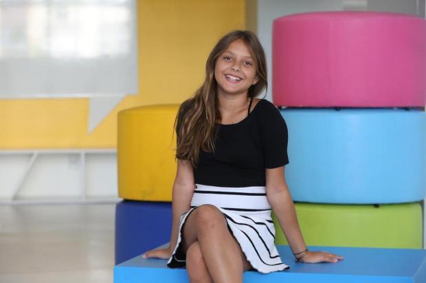 VÍDEO: gauchinha Laura conta como se prepara para a batalha do The Voice Kids e solta a voz Tadeu Vilani/Agencia RBS