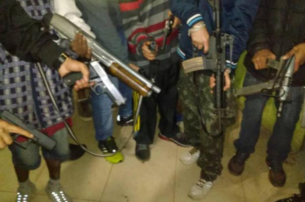 Guerra do tráfico na Zona Leste de Porto Alegre mata um por dia em janeiro Reprodução/Facebook
