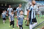Grêmio estreia novo uniforme contra o Danubio-URU
