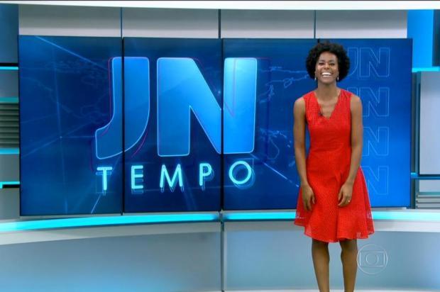 Maju se derrama em elogios aos gaúchos e conta que ligou para uma telespectadora agradecendo a carta Reprodução/TV Globo