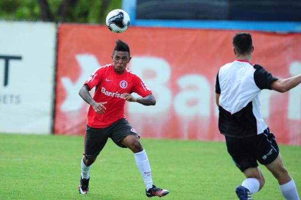 Goleador e destaque da Copa São Paulo: Yan Petter, o guri promovido por Argel Ricardo Duarte/Inter/Divulgação