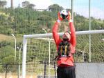 Inter faz o primeiro treino após saída de D'Alessandro