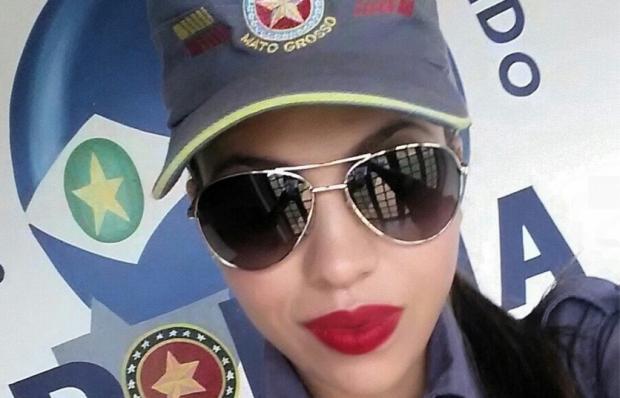 Policial se passa por garota de programa e prende traficante em MT Facebook / Reprodução/Reprodução