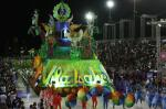 Desfile da Unidos da Vila Isabel no Carnaval 2016
