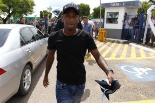 Cacalo: esforço e reforço Lucas Uebel/Divulgação Grêmio
