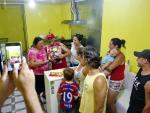 Ex-Menudo Roy vende xis em Porto Alegre