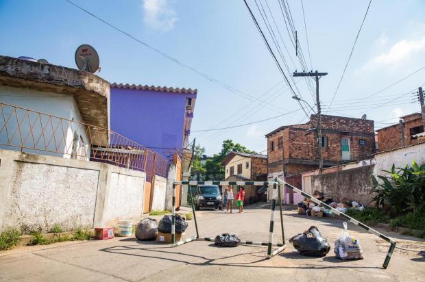 Morador da Vila Cruzeiro gravava rap quando tiroteio começou. Ouça Omar Freitas/Agencia RBS