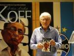 Fábio Koff lança sua biografia na Arena