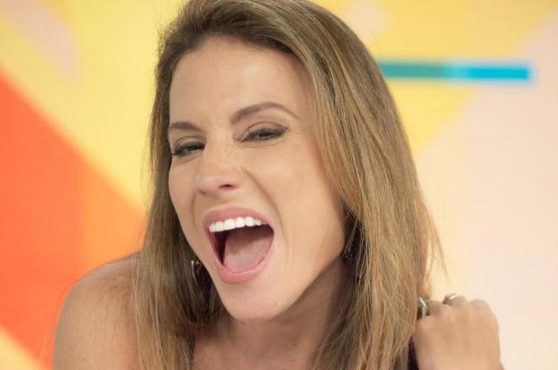 """""""Vídeo Show"""": substituta de Monica Iozzi revela que não foi convidada para festa de 35 anos da atração Renato Rocha Miranda/TV Globo/Divulgação"""