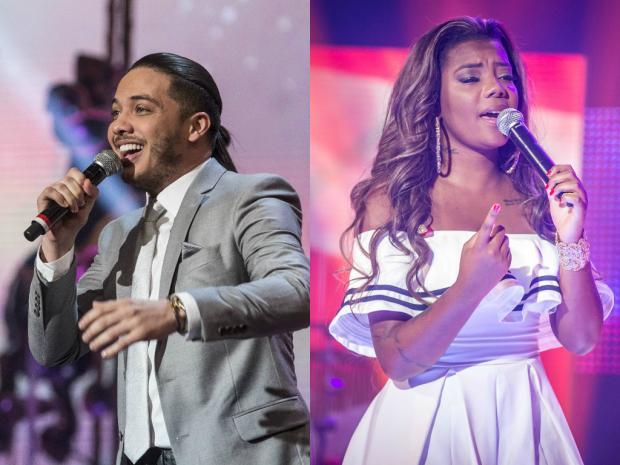 BBB16: Wesley Safadão e Ludmilla cantarão na grande final TV Globo / Divulgação/Divulgação