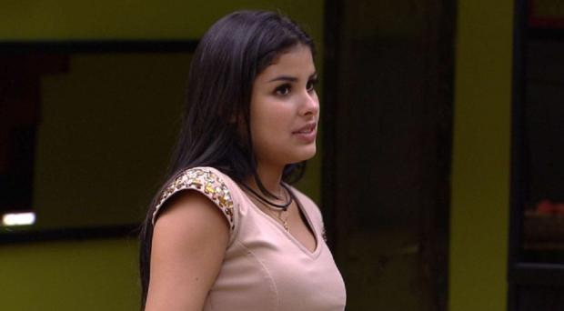 """Munik reclama: """"Faço tudo aqui, menos aquela coisa"""" Divulgação / TV Globo/TV Globo"""