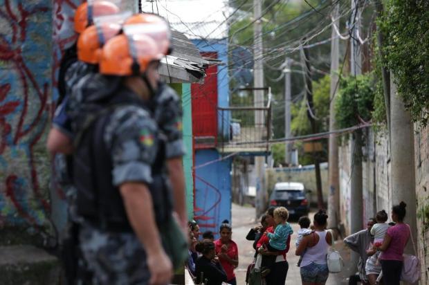 Polícia conclui que PMs agiram em legítima defesa ao matar jovem na Vila Cruzeiro Diego Vara/Agencia RBS