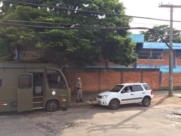 Escola da Capital abre novamente com segurança reforçada Lucas Abati/Rádio Gaúcha
