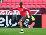 Argel promove treino fechado no Beira-Rio