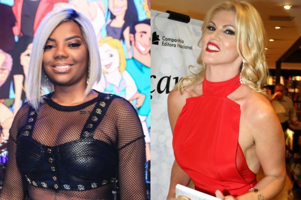 Val Marchiori é condenada a indenizar Ludmilla por comentário racista sobre cabelo da cantora AgNews / AgNews/AgNews