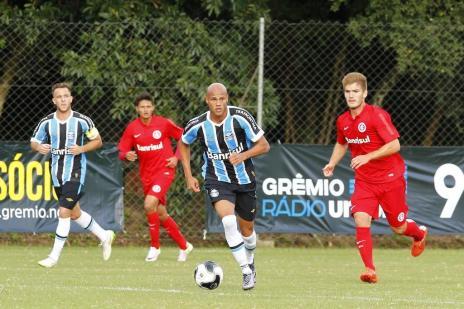 Grêmio vence e tira 100% do Inter no Gauchão sub-20 (Rodrigo Fatturi/Grêmio/Divulgação)