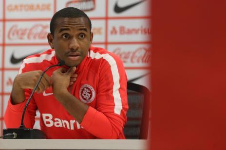 """Anderson confirma que Andrigo """"treinou normalmente"""" no Beira-Rio (Lauro Alves/Agencia RBS)"""