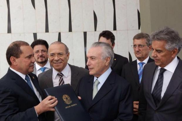 Ministério da Cultura e outras pastas são extintas em reforma ministerial de Temer @temer/Divulgação