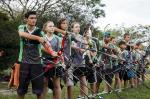 Projeto social oferece aulas de arco e flecha para jovens em Cachoeirinha