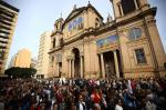 Celebração de Corpus Christi na Capital