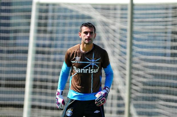 "Cacalo: ""Exemplo de profissionalismo"" Fernando Gomes/Agencia RBS"