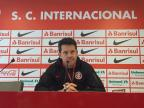 """Zé Victor Castiel: """"Sou torcedor: falo besteiras e sou metido"""" Inter/Divulgação"""