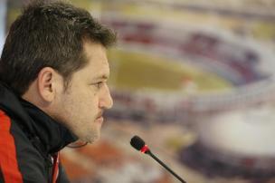 "Zé Victor Castiel: ""Confio em ti, Argel"" Mateus Bruxel/Agencia RBS"