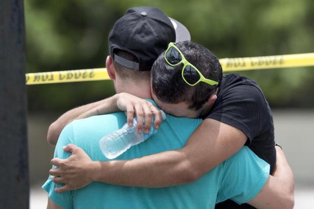 Disney doa U$ 1 mi para vítimas de atentado em Orlando Gregg NEWTON/AFP