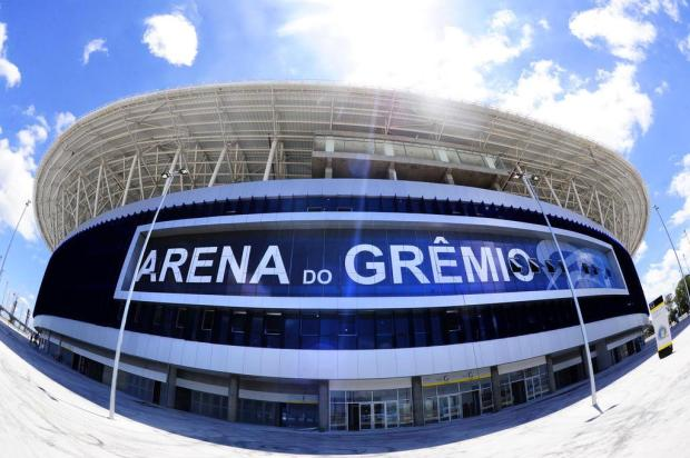 Arena já vendeu 20,9 mil ingressos para Grêmio x Barcelona de Guayaquil Omar Freitas/Agencia RBS