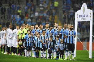 """Cacalo: """"O nível atual do futebol brasileiro"""" Fernando Gomes/Agencia RBS"""