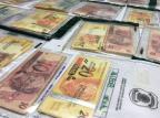 Preso por falsificar dinheiro usava impressora comum para fabricar notas Divulgação/Polícia Federal