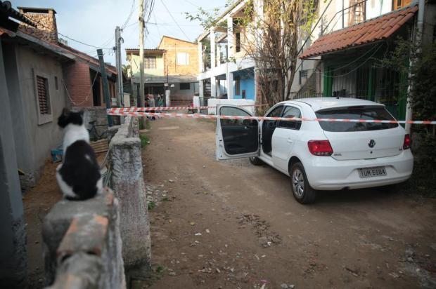 PM é morto em tiroteio na Zona Sul da Capital André Ávila/Agencia RBS