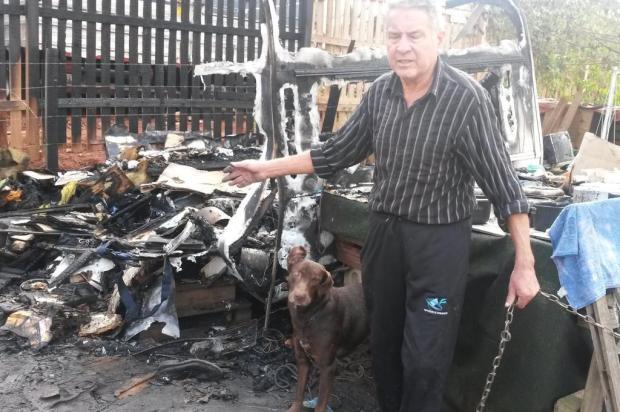 Protetor de animais é atacado em incêndio criminoso em Gravataí Eduardo Torres/Diário Gaúcho
