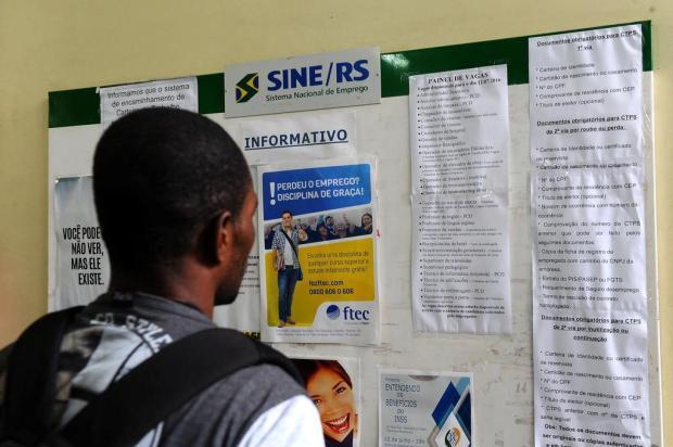 Venda seu Peixe: saiba quem está em busca de um emprego sistema,sine,carteira de trabalho,emprego,crise,economia/Agencia RBS